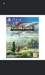 PS4 Ni no kuni 2 (R3)