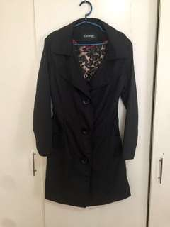Black Trench Coat on SALE!!!