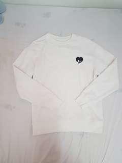 Spao x snoopy sweater