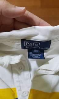 Authetic ralph lauren polo tee