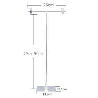 T Shape Poster Stand