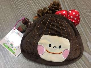 💝出清特賣~私物🍒櫻桃妹妹 CoCo大頭零錢包 、小物包