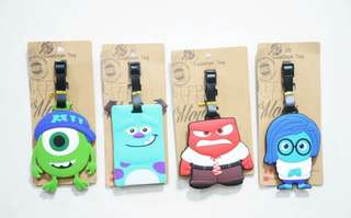 LUGGAGE TAG (DISNEY)