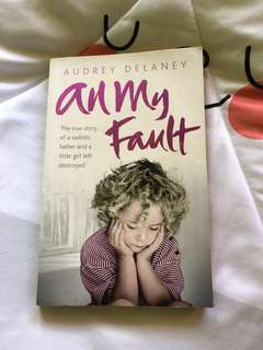 All My Fault Storybook