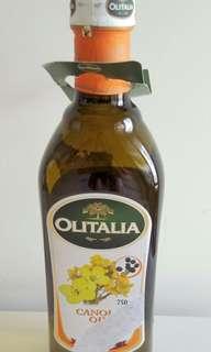 🚚 奧利塔頂級芥花油