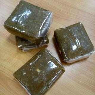 Miss Arunwan Homemade Durian Paste/Cake(Extreme Low Sugar)
