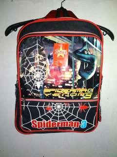 Tas Anak karakter Spiderman