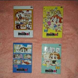 Komik Hai Miiko // Comics