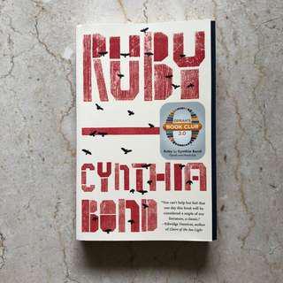 Brand New Ruby by Cynthia Bond