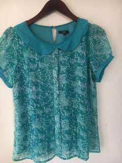 Cole blouse XXL #maudecay