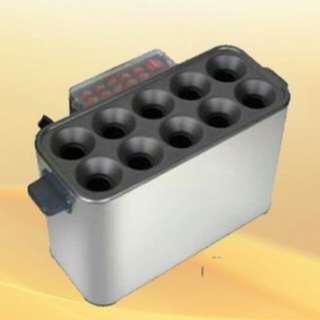 Mesin sostel makanan kekinian