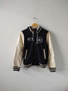 Jacket Hoodie Varsity