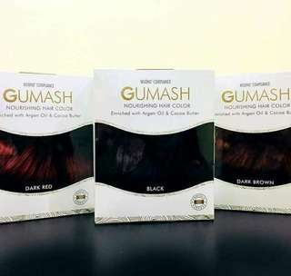 🚚 READY STOCK💕GUMASH HAIR COLOR..  Processing proceed upon full payment received via bank transfer