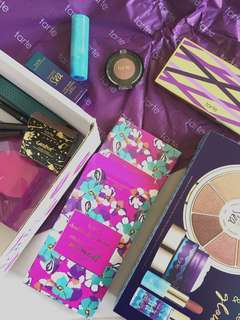 Tarte Drench Lip Splash Colour Splash Lipstick Palette Spree