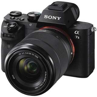 Sony A7 II KIT (28-70mm)