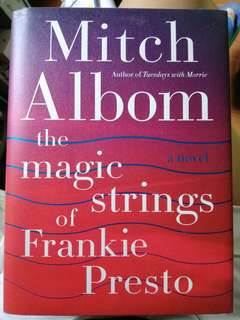 The Magic String of Frankie Presto
