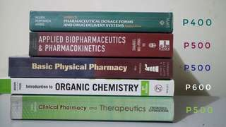 Pharmacy Books
