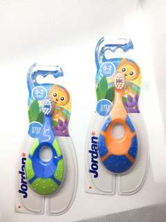 Baby Toothbrush 0-2y