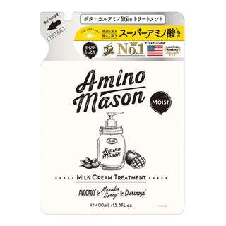 No.1 American Ranking Amino Mason Moist Treatment Refill Pouch (400ml )