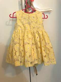 The Children's Place Full Lace Dress