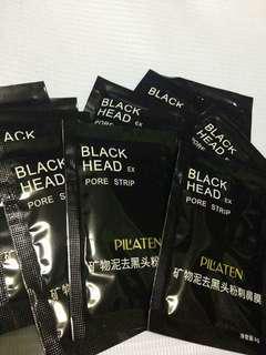 Pilaten black head removal