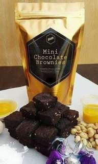 Smr Mini Chocolate Brownies