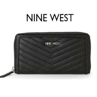 Original Nine West Adelina Zip-Around Women's Wallet
