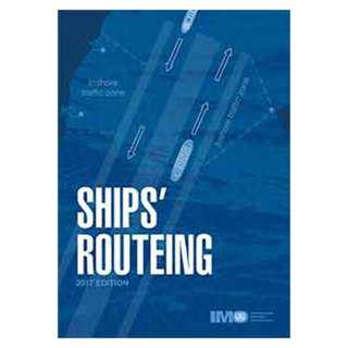 Ships Routeing 2017 Edition Books (IG927E) IMO
