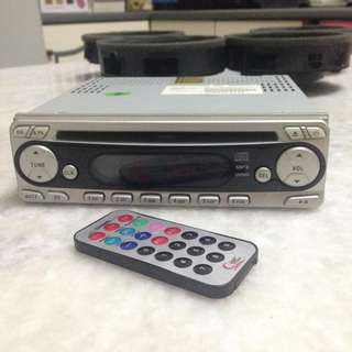 MP3 Car Player with speaker