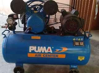 Air Compressor brand puma 2 hp