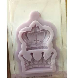 2Pcs Crown Mould
