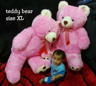TEDDY BEAR XL (BESAR)