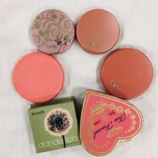 🚚 Tarte Benefit Too Faced Blush Blusher Declutter Makeup Clearance