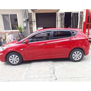 Hyundai Accent- Hatchback