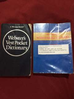 Handy Webster's Dictionary Bundle