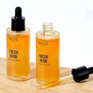 NACIFIC Natural Pacific Fresh Herb Origin Serum 50 ml ORIGINAL