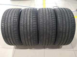 275 45 20 tyre tire Michelin porsche Cayenne audi q5 q7 vw touareg bmw x5