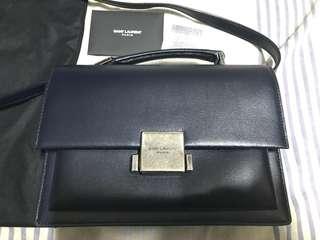 YSL Saint Laurent handbag(navy)