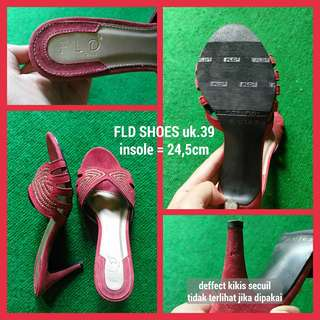 FLADEO FLD HEELS PESTA