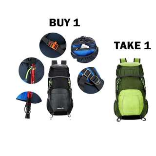 Aisha Waterproof Hiking Travel Foldable Backpack Bag FreeShipping CashOn Delivery