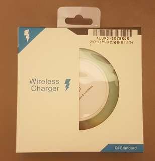全新無線充電器  wireless charger
