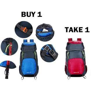 Aisha Waterproof Hiking Travel Foldable Backpack Bag FreeShipping CashOnDelivery