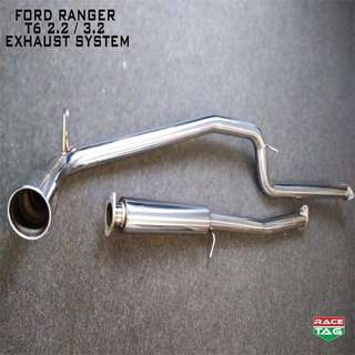 FORD RANGER T6 2.2/3.2 Exhaust System