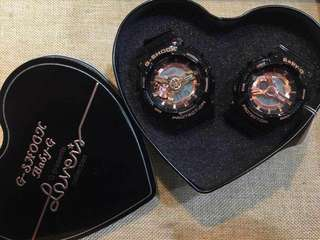 G-SHOCK COUPLE gred super A