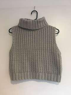 Minkpink knit crop top