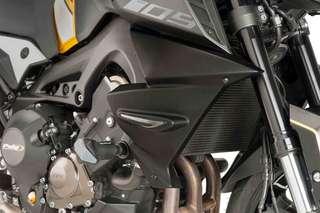 Puig Radiator Side Panels for Yamaha MT-09 2017 - 2018