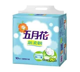 【便宜賣】五月花衛生紙1箱😁