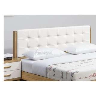 【全台傢俱批發網】BS 露易莎系列 5尺 床頭片(不含床底) 台灣製造 家具工廠直營