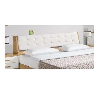 【全台傢俱批發網】BS 露易莎系列 6尺 床頭箱(不含床底) 台灣製造 家具工廠直營
