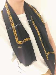 Loewe scarf 披肩 圍巾 頸巾
